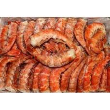 Креветки лангустины без головы, 50 + 2 кг (Langostino)