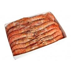 Креветки лангустины дикие с головой. 10/20. 2 кг (Langostino)